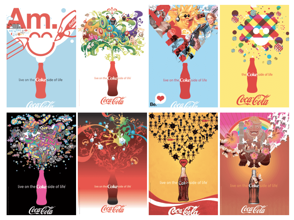 marketing mix perusahaan coca cola
